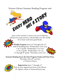 SRP 2016 Flyer- Every Hero has a Story-1